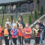 Відкритий чемпіонат Миколаївської області з веслування на байдарках та каное серед юнаків та дівчат.